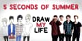 5 Seconds of Summer - Draw My Life Videos